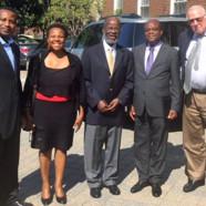 CJPA and OHADA Meet to Discuss Partnership